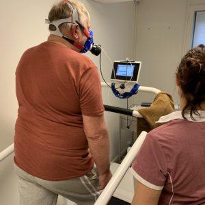 Total helsetest – spirometri, EKG, blodprøver, blodtrykk/24 timers blodtrykk og VO2maks